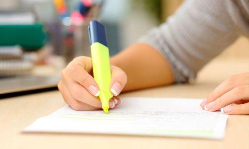 como-subrayar-para-estudiar